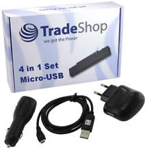 4in1 Ladekabel Kabel Set Multiset für HTC EVO 3D 3-D EVO3D