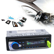 60W*4 Car Bluetooth Radio Stereo Audio Head Unit Player For MP3/USB/SD/AUX-IN/FM
