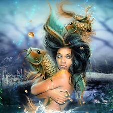 Enchanting Mermaid Lana! Magick Spirit Manifests Money & Love Wishes! haunted