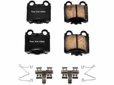 For 1998-2005 Lexus GS300 Disc Brake Pad and Hardware Kit Power Stop 37627NT