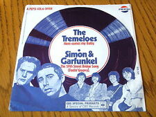 THE TREMELOES - HERE COMES MY BABY / SIMON & GARFUNKEL - FEELIN' GROOVY