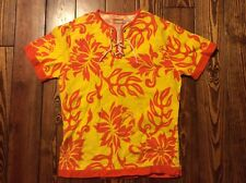 VIntage Early 60s CATALINA SURFERS - A California Creation Surf Beach Shirt MED