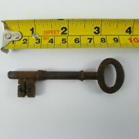 Antique Key From Hanover House Douglas Isle of Man - Now turned into flats - H4