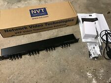 NVT NV-1642 16 Channel UTP StubEQ Receiver Hub *NEW OLD STOCK*