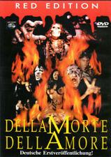 Dellamorte Dellamore - Red Edition UNCUT DVD Michele Soavi Cemetery Man Italo R2