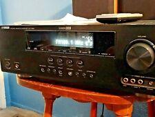YAMAHA RX V665  DOLBY TRU HD RECEIVER / HDMI / DPL IIz/  630 Watts Power