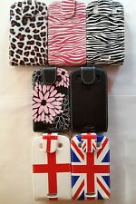Vertical PU leather, flip style phone case, cover to fit Blackberry Bold 9900