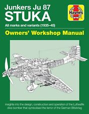 Junkers Ju 87 Stuka Manual Falconer Jonathon 9781785211416