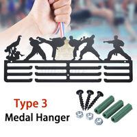 3 Tier Acrylic Personalised Medal Hanger Holder Standoffs Dream Believe