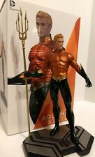Aquaman Statue DC Comics Icons DC Collectibles by Gentle Giant Studios 1809/5200