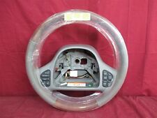 NOS OEM Mercury Grand Marquis Leather Steering Wheel 2001 - 02 Light Graphite