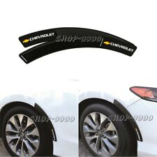 Chevrolet C.F+Rubber Fender Arch Trim Sticker Protector Car Wheel Eyebrow Strip