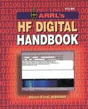 Arrl Hf Digital Handbook-ExLibrary