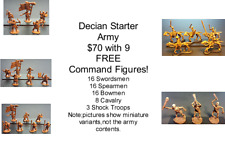 15mm Fantasy Undead Decian Starter Army (68 figures)