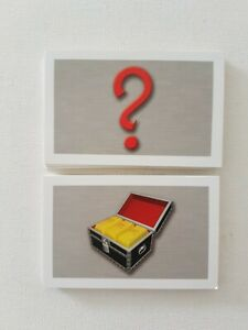 MONOPOLY Here and Now Limited Edition- Community Chest, Chance Cards Replacement