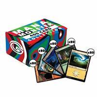 Cosmic Games MTG Mana Monster Pack | 400 Magic The Gathering Basic Land Cards