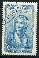 STAMP / TIMBRE FRANCE OBLITERE N° 595 / ILE DE FRANCE