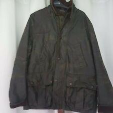 Polo Ralph Lauren Mens Wax Jacket Camo Bear RRL