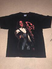 Sting The Stinger WCW NWO WWF WWE Wolfpack Vintage T-Shirt SIZE LARGE