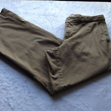 American Eagle Size 0 Army Green Jeans, Slighty Flare Let