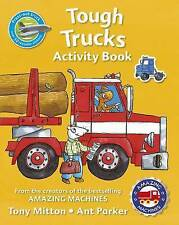 Amazing Machines Tough Trucks Activity Book by Tony Mitton (Paperback, 2016)