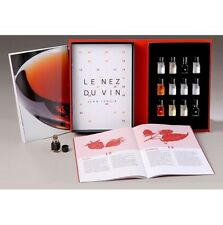 Le Nez du Vin - Red Wines, 12 aromas - Editions Jean Lenoir - english