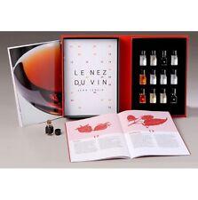 Le Nez du Vin - Red Wines, 12 aromas - Editions Jean Lenoir - english