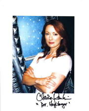 Claire Rankin Stargate Atlantis' Heightmeyer Autograph