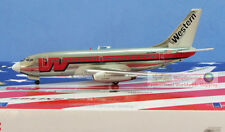 Inflight200 Western Airlines B 737 1:200 Diecast Aircraft Model IF7320911PA