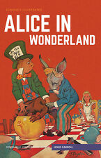Classics Illustrated Hardback Alice in Wonderland (Lewis Carroll) (Brand New)