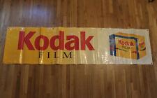 KODAK VINYL BANNER FOR FILM, ABOUT 90 INCHES LONG, 1997/cks/208452