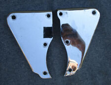 Triumph Motorcycle Front Engine Plate Set 350/500cc T100 T100C Daytona Tiger