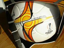 Adidas Matchball Europa League 2015-2016 OMB soccer Box