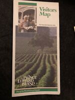 Prince Edward Island Canada Visitors Map