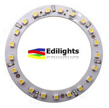 MODULO A CERCHIO 21 LED RING 70MM 24V LUCE ARANCIONE ORANGE
