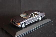 Minichamps Mercedes-Benz E-Klasse Coupé 1994 1:43 Bornit Metallic (JS)