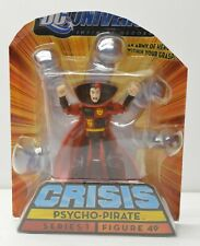 Psycho Pirate ACTION FIGURE DC UNIVERSE CRISIS INFINITE HEROES Mattel CUT CARD