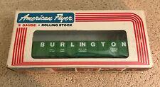 American Flyer 4-9300 Burlington Northern Gondola Car NEW 1980