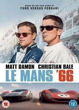 Le Mans 66 (aka Ford vs. Ferrari) [DVD]