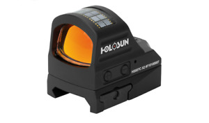Holosun HS507C X2 Solar Red Dot Sight