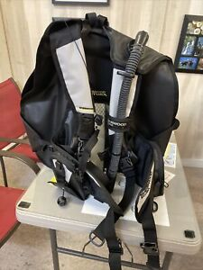 Sherwood Ventura Scuba BCD - Xtra Large - New Older Style - Weight Integrated