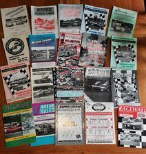 More details for stock car brisca f1 f2 superstox banger racing programmes