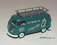 """WIKING 079793 1:87 VW T1 Kastenwagen """"GEORG LANGE & CO."""""""