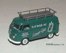 "WIKING 079793 1:87 VW T1 FURGONE"" Georg lunga & Co. """
