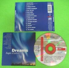 CD Compilation Dreams Sogni D'Autore CELINE DION CYNDI LAUPER WHAM no lp (C48)