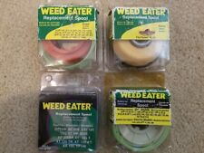 """Weed Eater Replacement Spools 25ft 0.08"""" diameter fits GTI, XT, XR, and more NEW"""