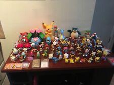 Pokemon TOMY PVC Vtg CGTSJ Figure Lot Gold Card Nintendo 90s Hasbro Toy Pokeball