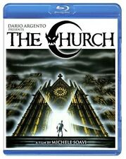 THE CHURCH (Dario Argento)   - Region A - BLU RAY - Sealed