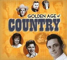 Golden Age of Country Various Artist 10 CD Time Life Star Vista 158 Hits USA New