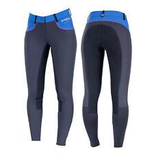 B Vertigo Melissa Women's Full Seat Breeches w/Bling - Dark Blue - Size 32